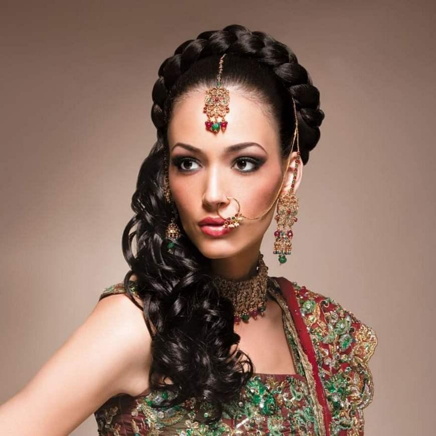 индийские фото волосами большинстве своем