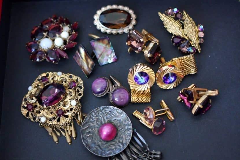 Винтажные украшения и все про их особенности