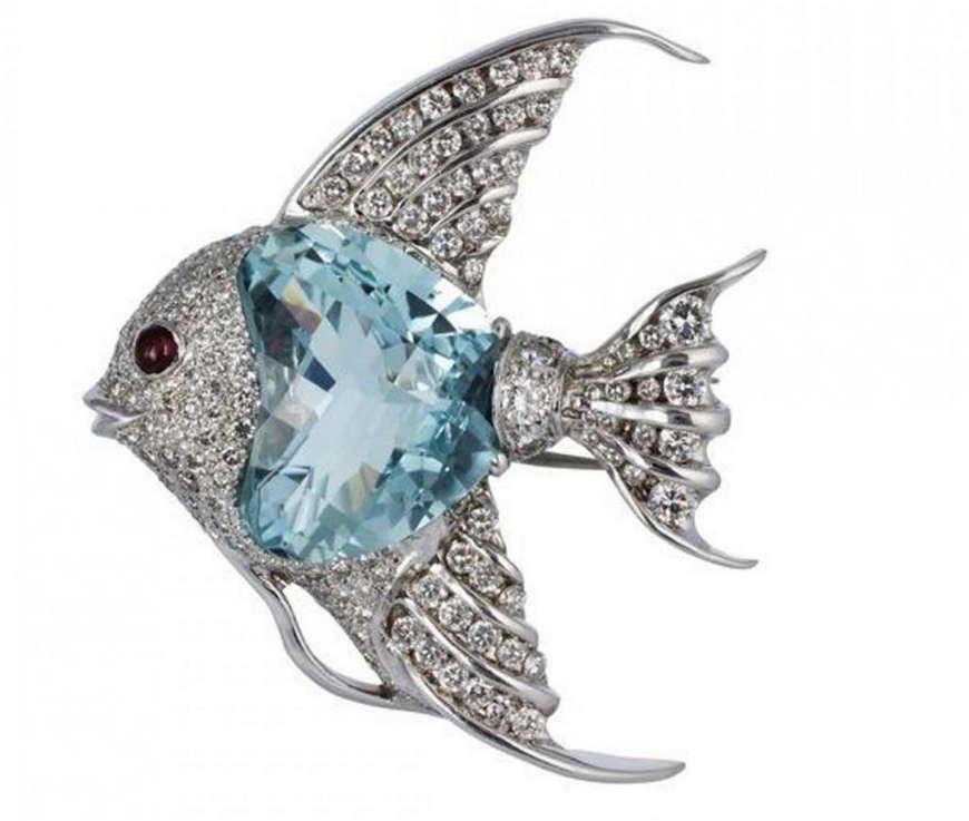 Камень зодиака рыба в картинках