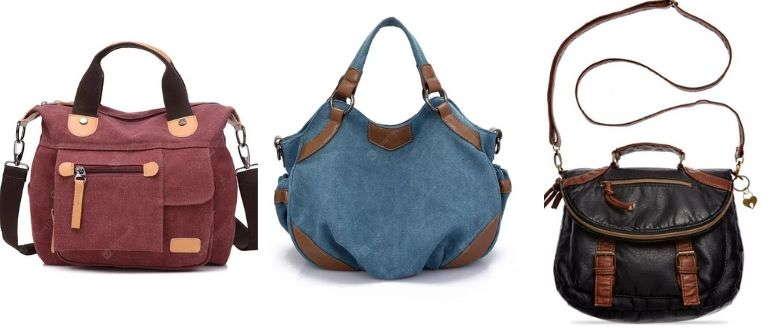 Модные сумки кэжл