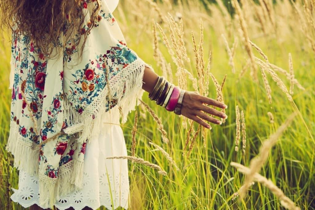 Бохо-шик - это невероятный полёт фантазии, свобода души и тела, выраженные в одежде