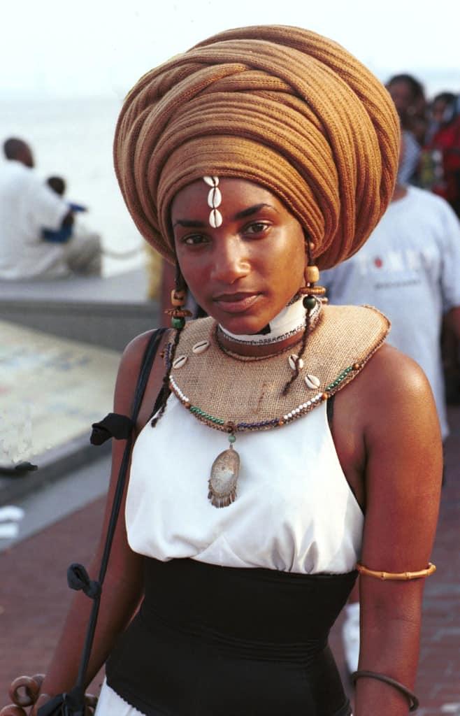 Этностиль Африки