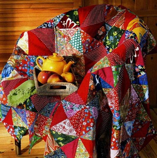 Уютный текстиль