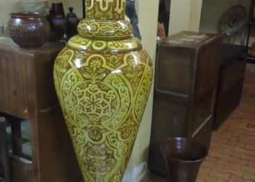 Элементы декора в восточном стиле