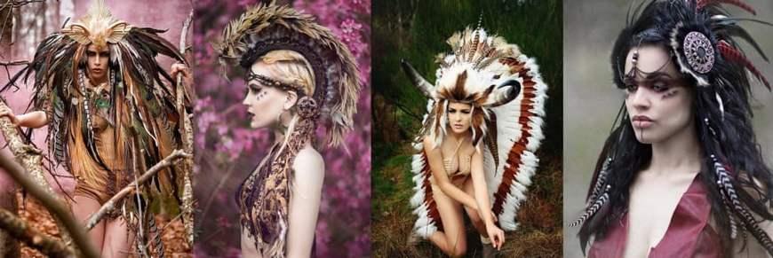 индейские украшения