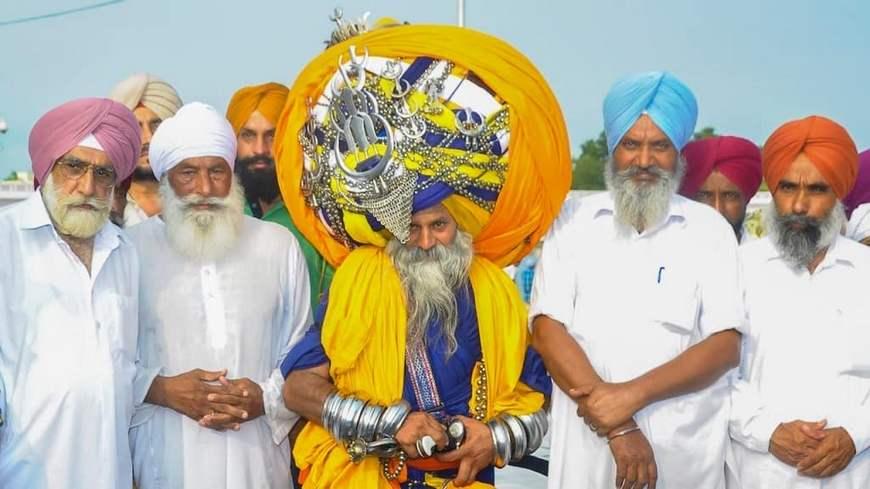 Дастар индийская одежда