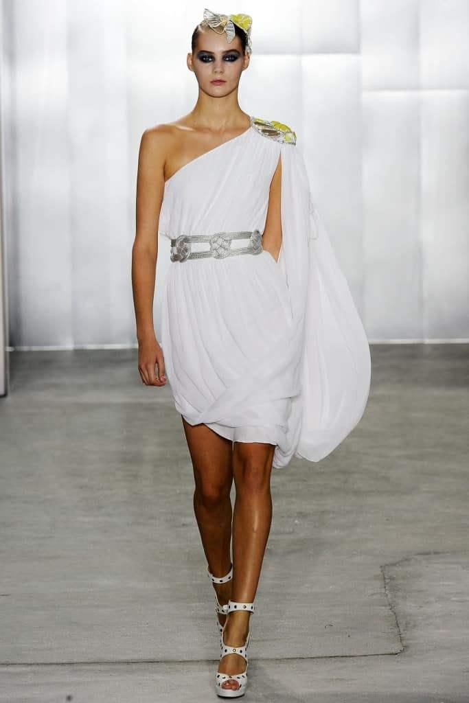 Этно стиль Греции