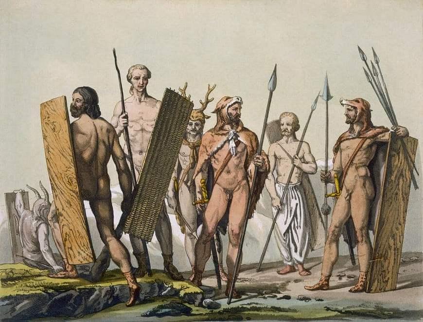 Кельтские отряды
