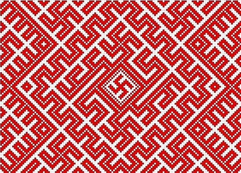 орнамент Символ предков