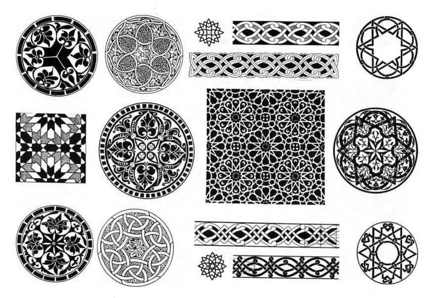 Орнаменты и узлы древних кельтов