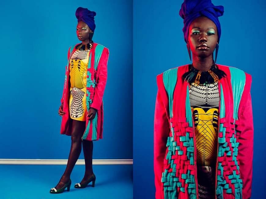 Африканский этно стиль