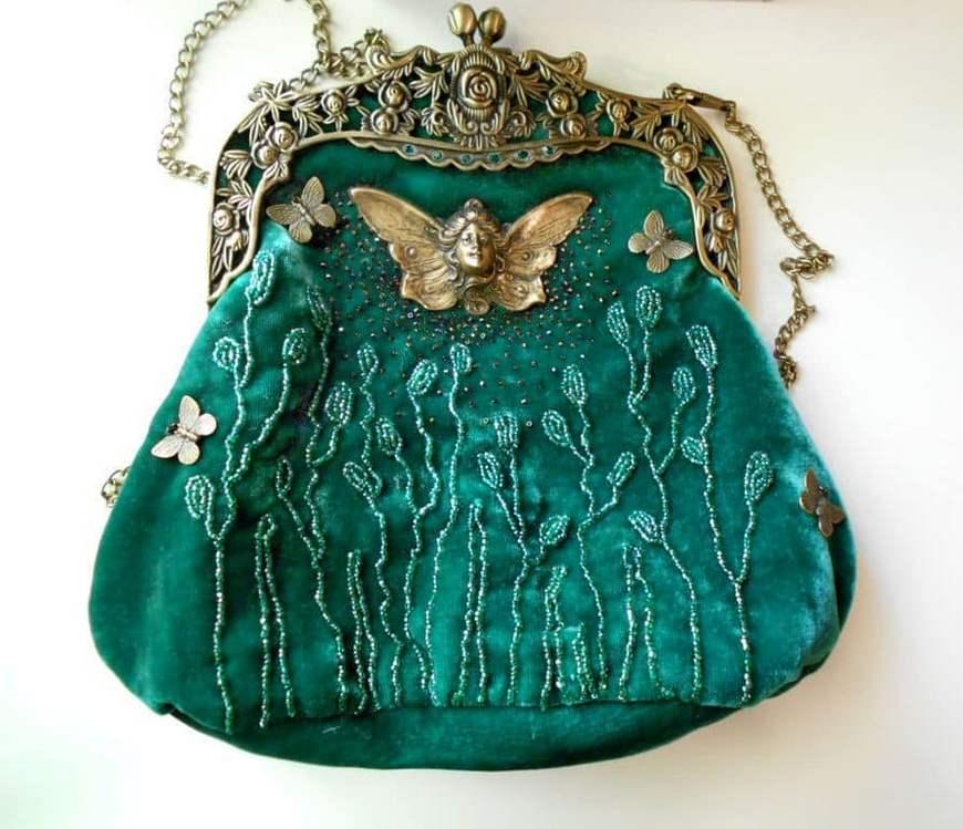 Винтажная сумочка