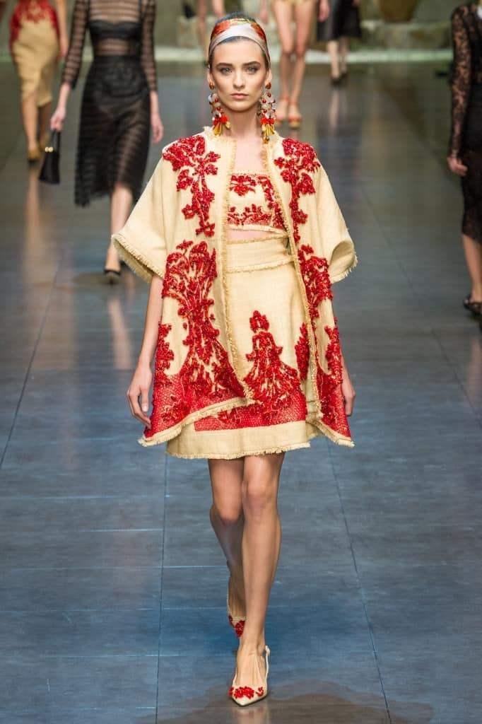 Белорусский стиль в одежде