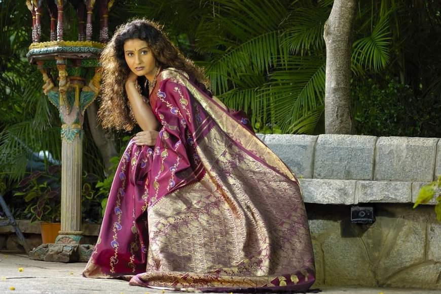 Этно стиль Индии
