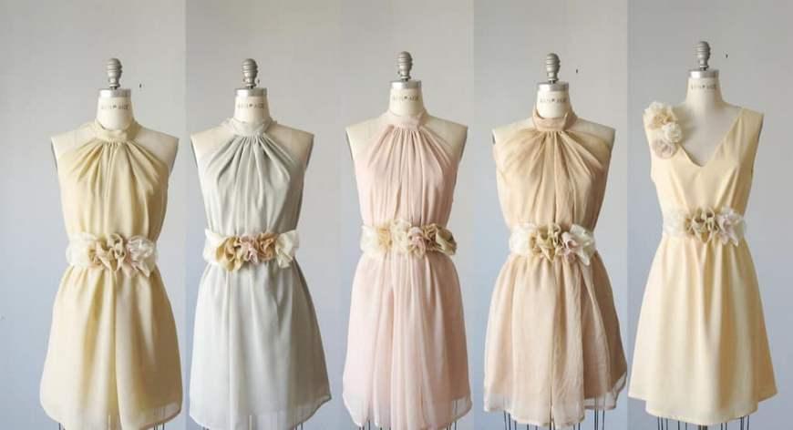 Шебби шик-пастэльные цвета в одежде