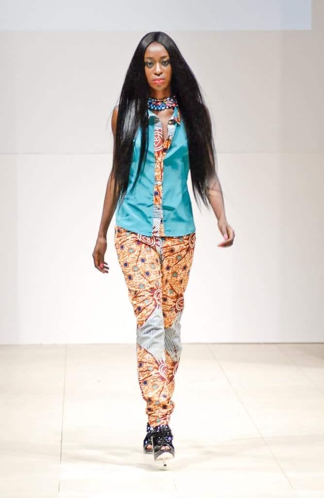 Этнический стиль Африки