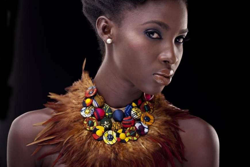 Украшения африканский стиль