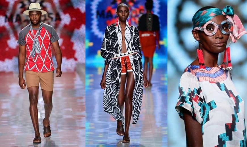 Стиль этно Африки