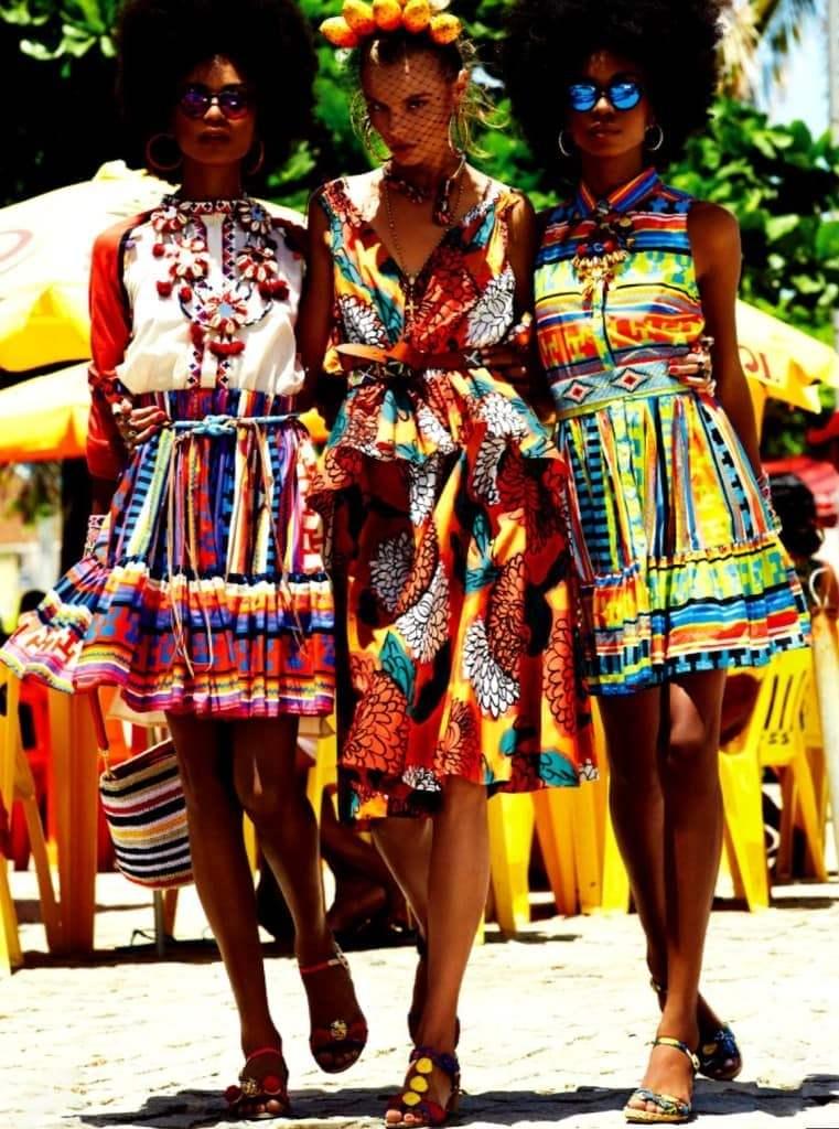 Этнические мотивы Африки