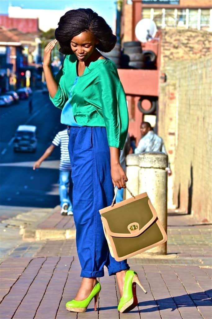 Африканский современный стиль