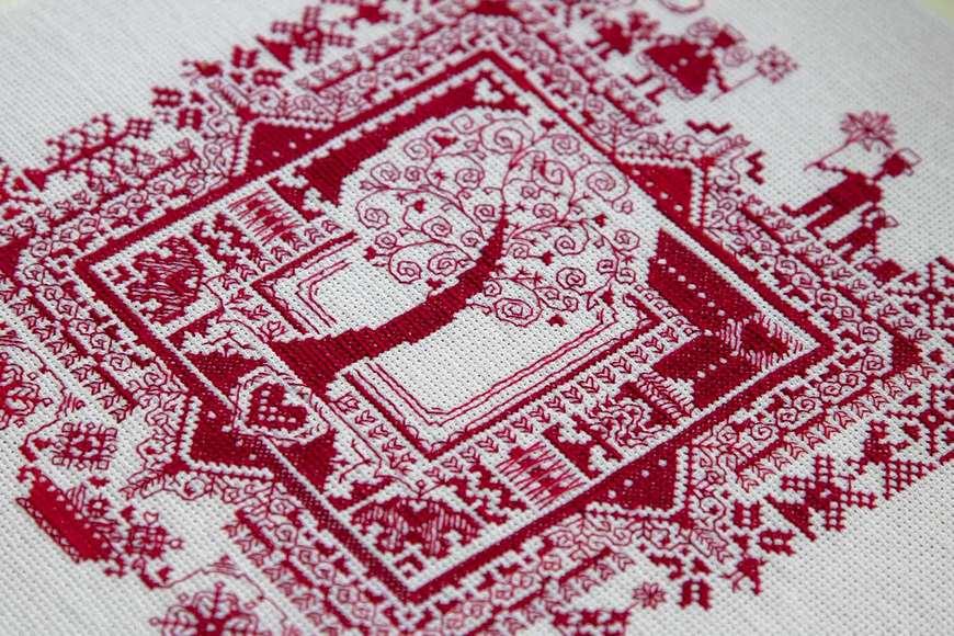 Символика орнаментов вышивки