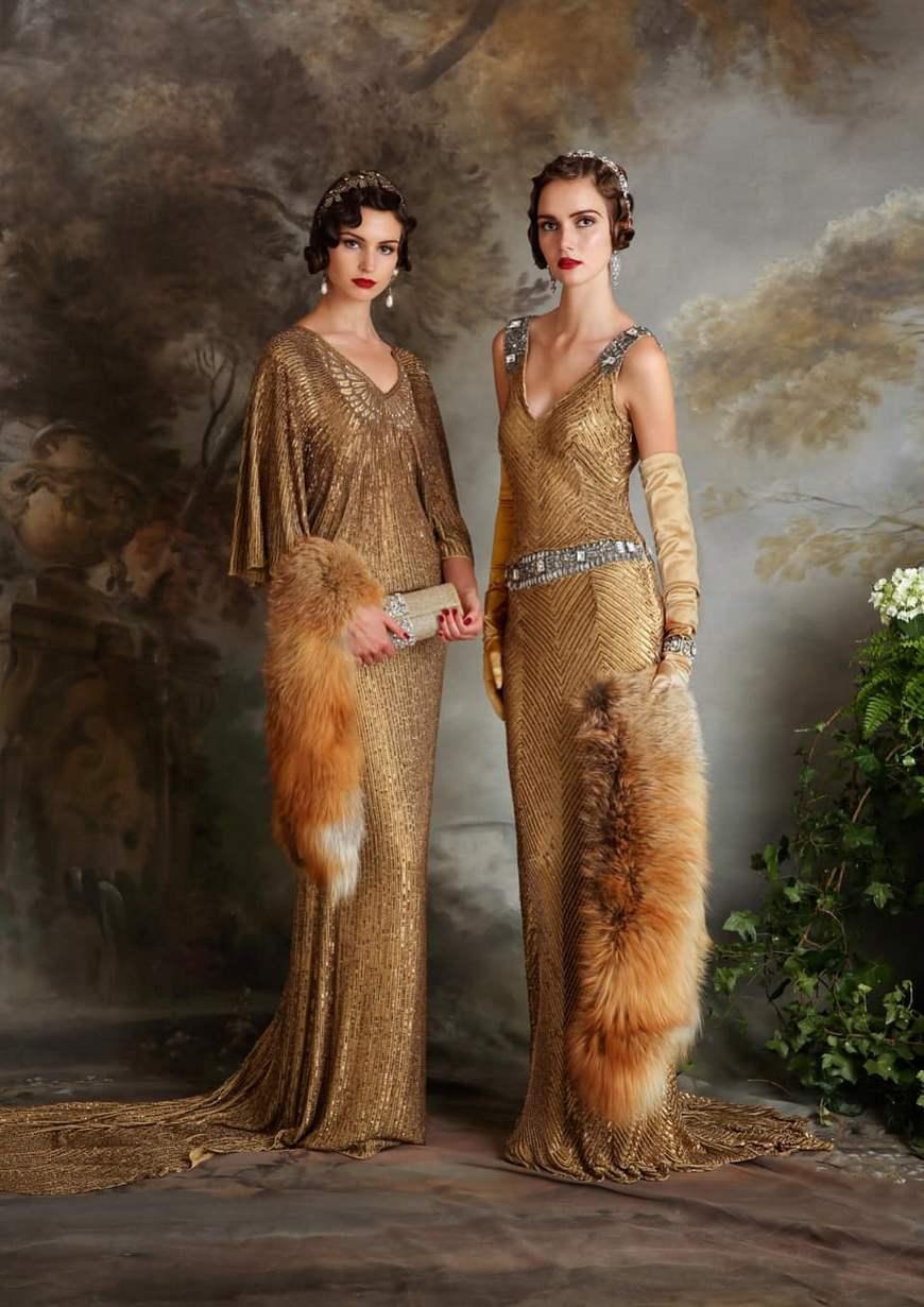 Art Deco - Art cyclopedia: The Fine Art Search Engine Art deco women fashion