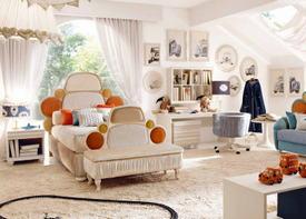Детская комната в стиле арт-деко