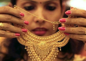 Украшения в индийском стиле