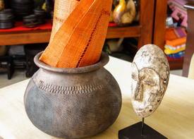 Декор в африканском стиле
