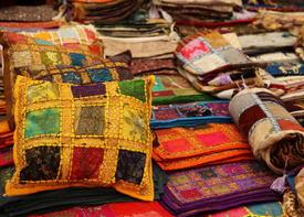 Декоративные элементы в индийском стиле