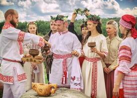 Славянская символика в наши дни