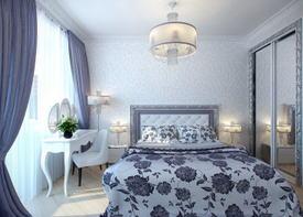Спальни в стиле арт-деко