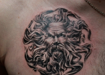 Татуировки языческих богов
