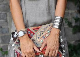 Дизайнерские украшения в этно стиле