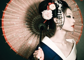 Украшения в японском стиле