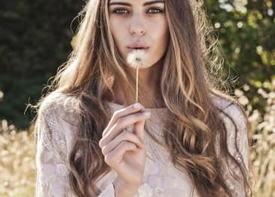 Богемный стиль для длинных волос