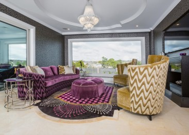 Мебель для гостиной в стиле арт деко