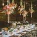 Оформление зала для свадьбы в стиле бохо