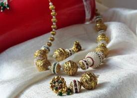 Индийские украшения этностиля