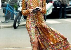 Уличная мода в стиле рустик
