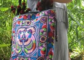 Материал для сумок бохо