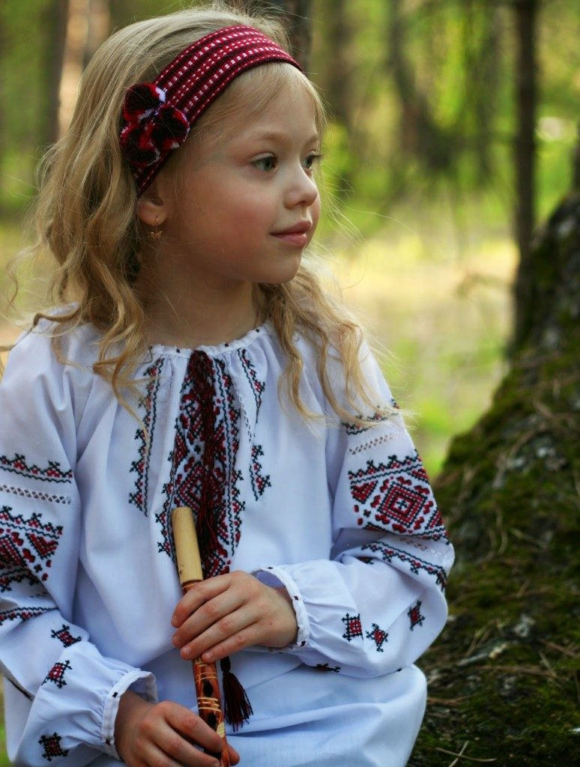 Этническая вышивка