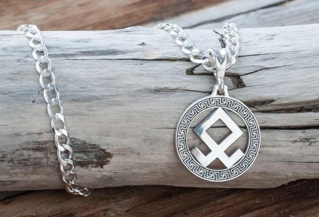 медальон Бережа