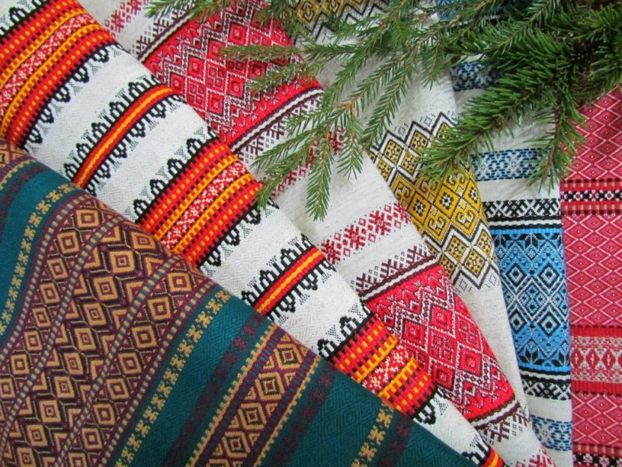 Традиционные славянские узоры