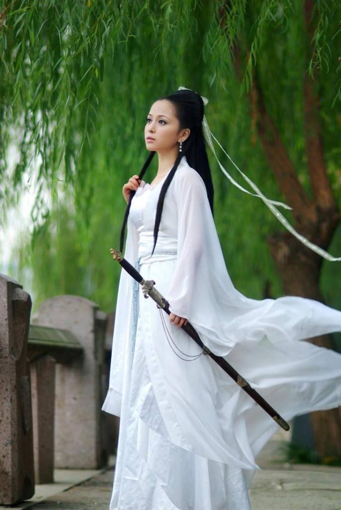 китайский траурный наряд