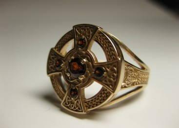 Винтажные кольца
