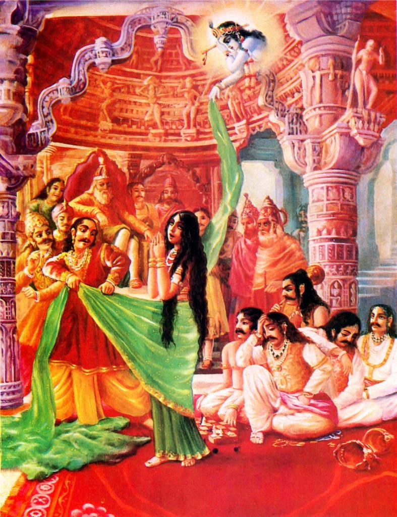 история индийского сари