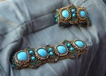Восточные браслеты