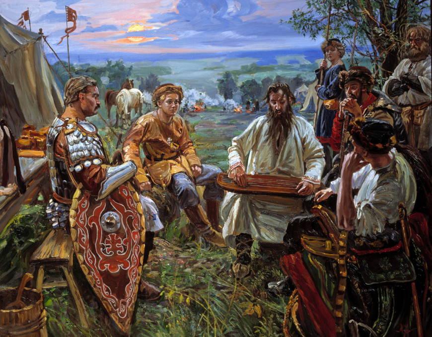 славянская музыка