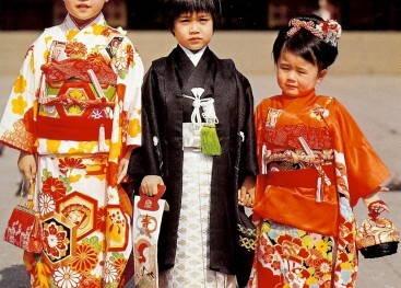 Детские кимоно